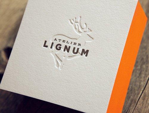 Très Letterpress impression typographique France | Cocorico GN26